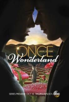 Cover der TV-Serie Once Upon a Time in Wonderland