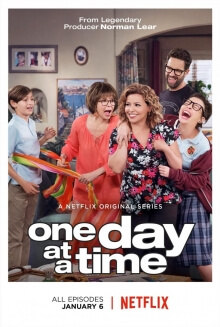 One Day at a Time 2017 Serien Cover