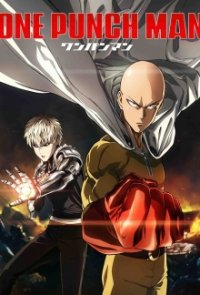 Cover der TV-Serie One Punch Man