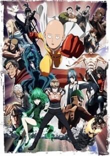 Cover von One Punch Man (Serie)