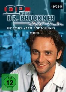 Cover von OP ruft Dr. Bruckner (Serie)