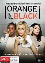 Orange Is the New Black Serien Cover