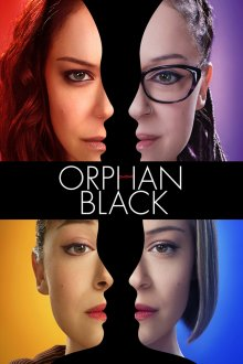 Cover der TV-Serie Orphan Black