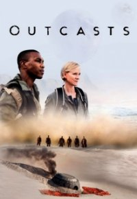 Outcasts Serien Cover