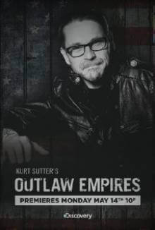 Cover der TV-Serie Outlaw Empires