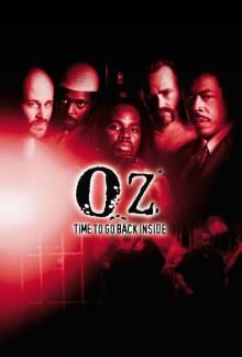 Cover von Oz - Hölle hinter Gittern (Serie)
