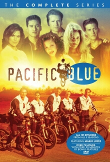Pacific Blue - Die Strandpolizei Serien Cover