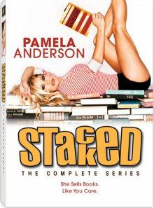 Cover von Pamela Anderson in: Stacked (Serie)