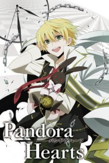 Cover von Pandora Hearts (Serie)