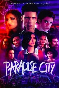 Poster, Paradise City Serien Cover