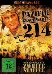 Cover von Pazifikgeschwader 214 (Serie)