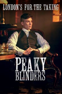 Cover der TV-Serie Peaky Blinders – Gangs of Birmingham