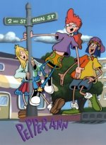 Cover von Pepper Ann (Serie)