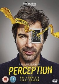 Perception Serien Cover