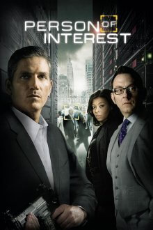 Cover von Person of Interest (Serie)
