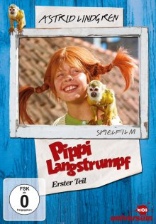 Cover der TV-Serie Pippi Langstrumpf