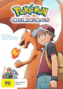 Cover der TV-Serie Pokemon Origins