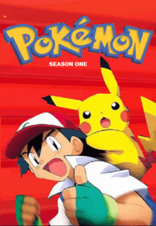 Cover von Pokémon (Serie)
