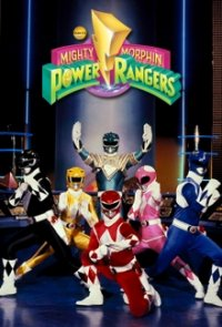 Cover der TV-Serie Power Rangers