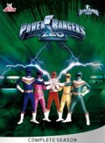 Cover von Power Rangers Zeo (Serie)