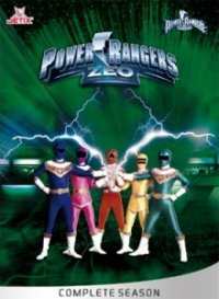 Cover der TV-Serie Power Rangers Zeo