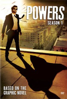 Cover von Powers (Serie)