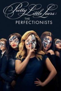 Cover Pretty Little Liars: The Perfectionists, Poster Pretty Little Liars: The Perfectionists