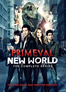 Cover der TV-Serie Primeval: New World