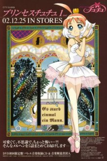 Cover der TV-Serie Princess Tutu