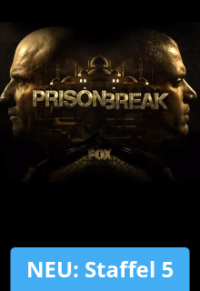 Cover der TV-Serie Prison Break