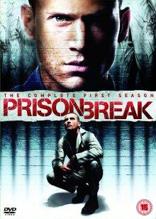 Cover von Prison Break (Serie)