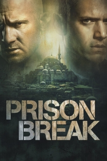 Cover von Prison Break (Serie)