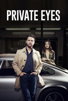 Private Eyes Serien Cover
