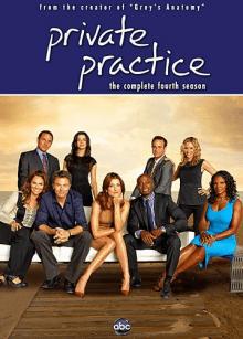 Cover von Private Practice (Serie)