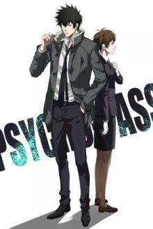 Cover der TV-Serie Psycho-Pass