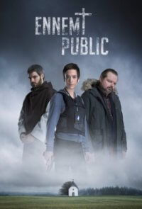 Cover der TV-Serie Public Enemy