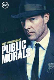 Cover von Public Morals (Serie)