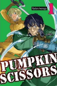 Cover von Pumpkin Scissors (Serie)