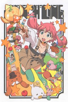 Cover der TV-Serie Punch Line