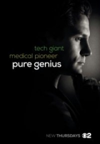 Cover der TV-Serie Pure Genius