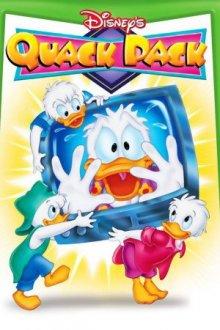 Cover von Quack Pack - Onkel D. und die Boys (Serie)
