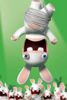 Cover der TV-Serie Rabbids Invasion