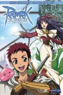 Cover von Ragnarök: The Animation (Serie)
