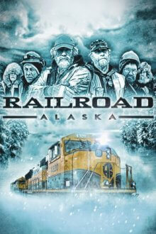 Cover der TV-Serie Railroad Alaska