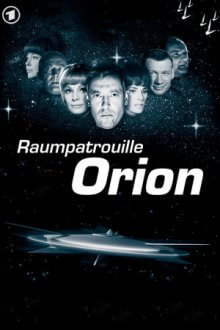 Cover der TV-Serie Raumpatrouille Orion