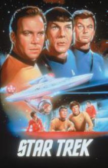 Cover der TV-Serie Raumschiff Enterprise - Star Trek: The Original Series