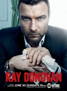 Cover der TV-Serie Ray Donovan