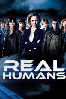 Cover von Real Humans – Echte Menschen (Serie)