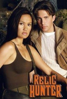 Cover von Relic Hunter – Die Schatzjägerin (Serie)