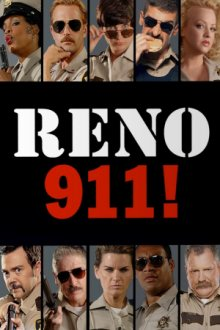 Cover der TV-Serie Reno 911!